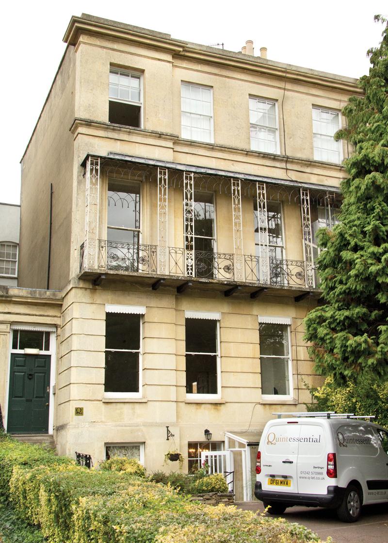 10 Lansdown Place, Cheltenham, GL50 2HU