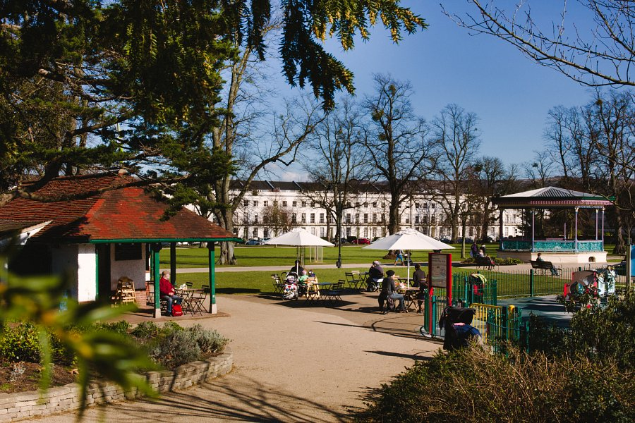 Garden Cafe, Montpellier Gardens, Cheltenham © In The Park/ Garden Cafe